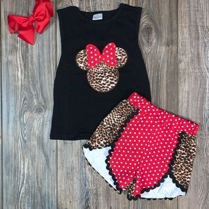 Other - Leopard + Minnie Outfit